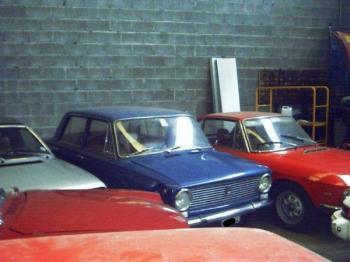 Fiat 124 Berlina Prima Serie